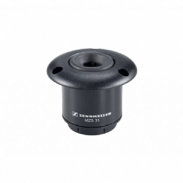 Sennheiser MZS 31 Microphone Shock Mount - Lectern/Desk Fitting